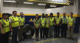 AMRE '15 project works with Goodyear